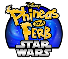 Phineas-Ferb StarWars
