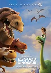 The Good Dinosaur Nederlandse Poster