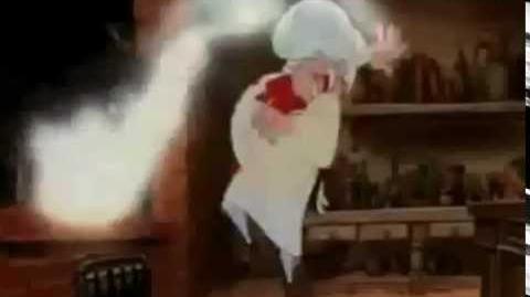 The Little Mermaid - Chef Louis vs Sebastian