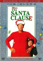 The Santa Clause DVD Widescreen