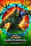 Thor Ragnarok Hulk Poster
