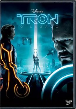 Tron - O Legado - capa DVD