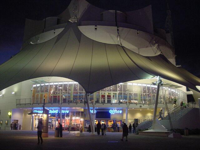 filevenue for cirque du soleils la nouba at downtown disneyjpg