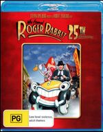 Who Framed Roger Rabbit 2013 AUS Blu Ray