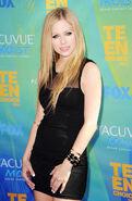 Avril Lavigne Teen Choice Awards11