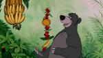 Baloo With Fruit