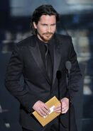 Christian Bale 84th Oscars