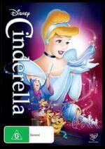 Cinderella 2012 AUS DVD