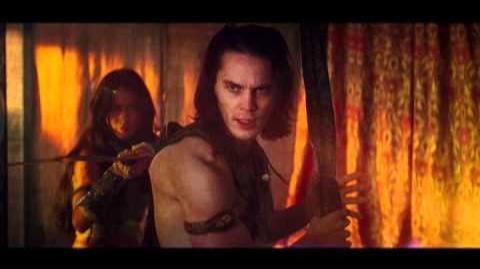 John Carter Trailer apresentado por Andrew Stanton