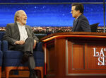 Michael McKean visits Stephen Colbert