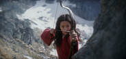 Mulan (2020) - Photography - Bow and Arrow