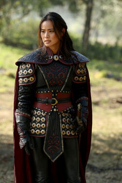 Once Upon a Time - 5x09 - The Bear King - Photography - Mulan