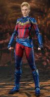 SHF Cap. Marvel (Endgame)