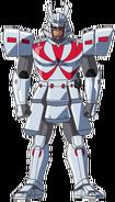 Silver Samurai Marvel DISK Wars
