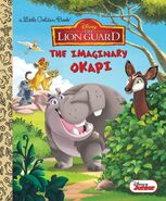 The Lion Guard The Imaginary Okapi Book