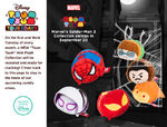 The Ultimate Spider Man Series 2 Tsum Tsum Tuesday US