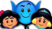 Aladdin as told by Emoji Disney