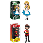 Alice and Elastigirl Rock Candy