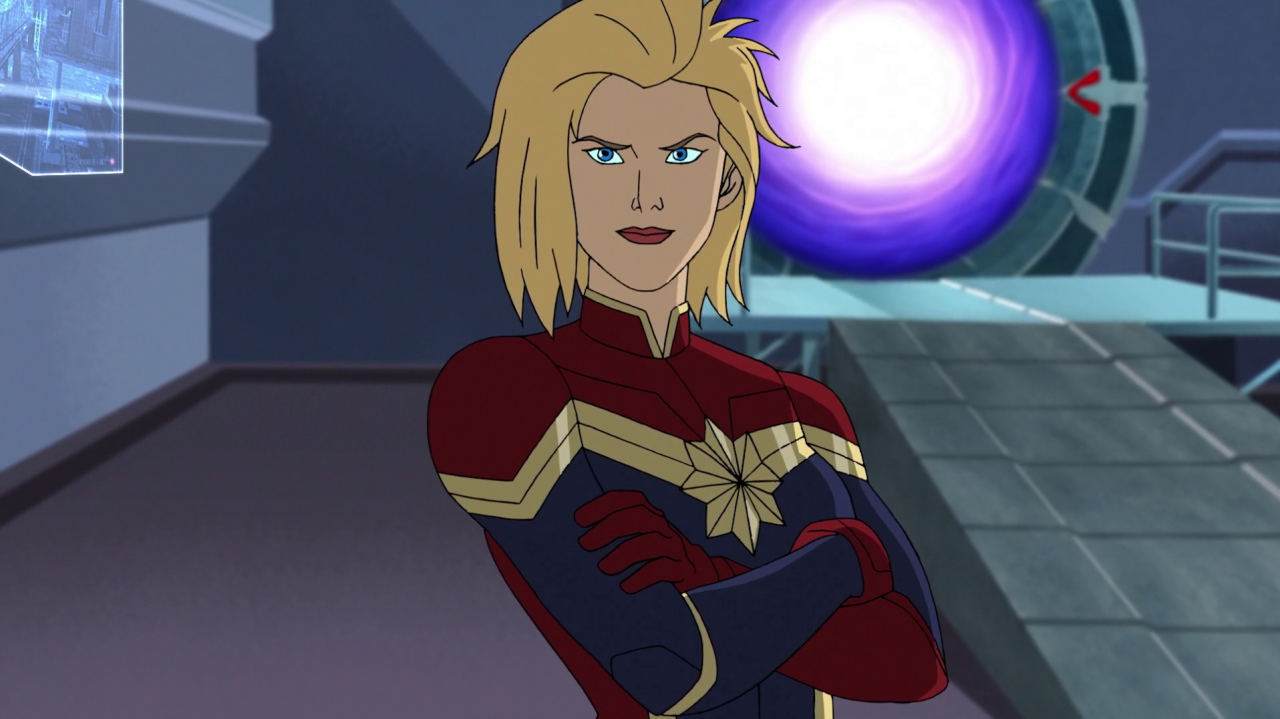 captain marvel disney