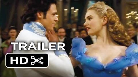 Cinderella Official Trailer - Midnight Changes Everything (2015)