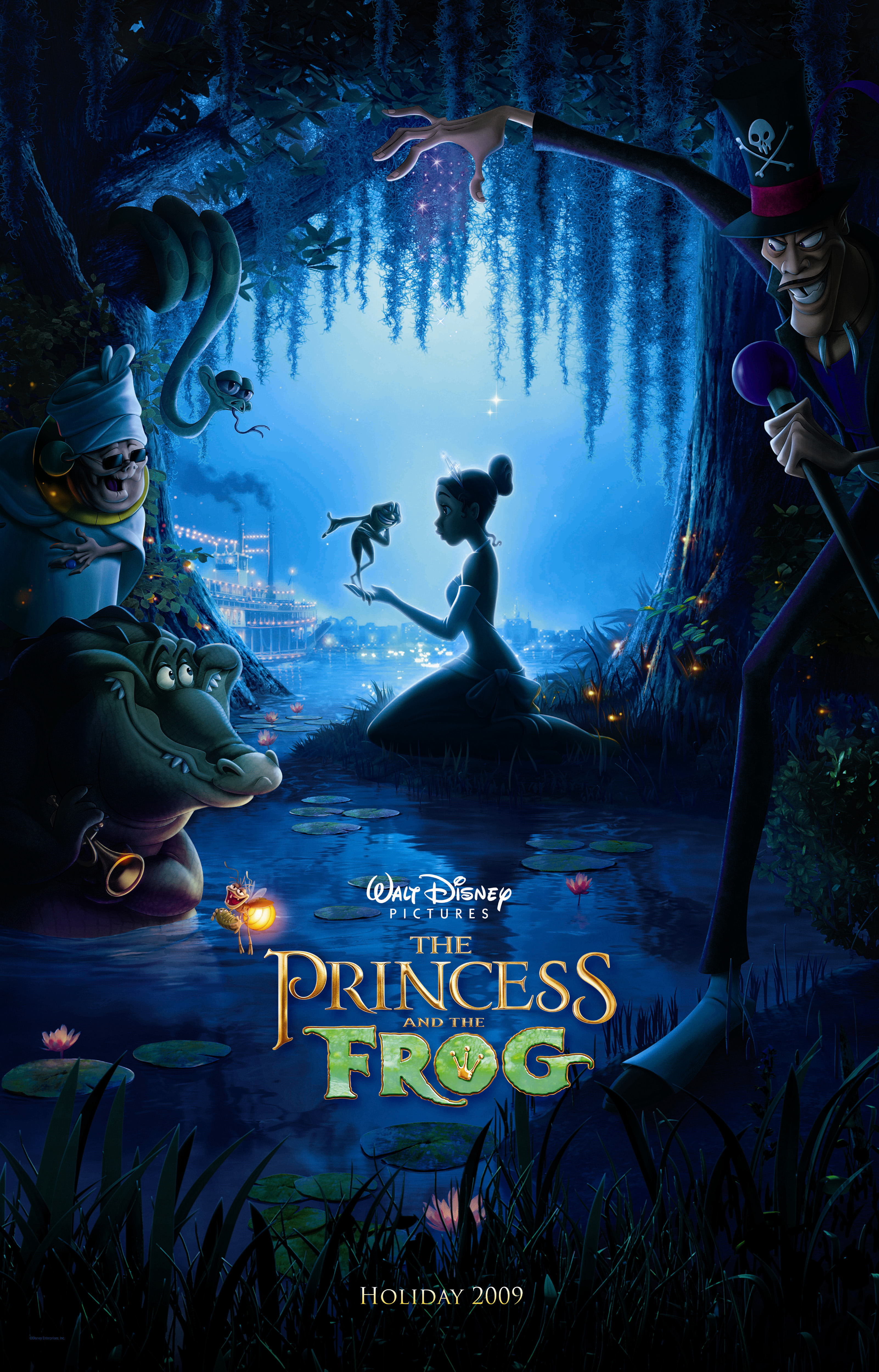 The Princess And The Frog Disney Wiki Fandom