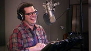 Josh Gad Frozen Forever After Behind the scenes
