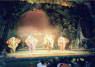 Journey into Jungle Book Elephants