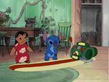 Time Machine (Lilo & Stitch)