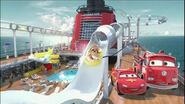 Lightning McQueen & Red - Disney Cruise Line Commercial