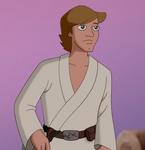 LukeSkywalker PhineasAndFerb