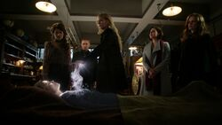 Once Upon a Time - 6x18 - Where Bluebirds Fly - Waking Mother Superior