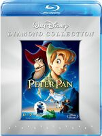 Peter Pan Diamond Edition Japan Blu-Ray