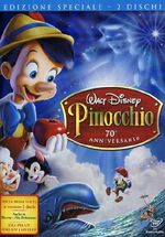 Pinocchio 2009 Italy DVD