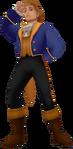 Prince Adam Human Form KHII