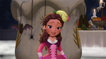 Princess Clio in Princess Butterfly