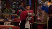 Raven's Home - 1x04 - The Bearer of Dad News - Booker on Raven
