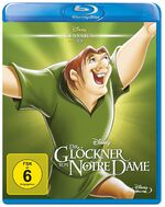 The Hunchback of Notre Dame 2018 Germany Blu-Ray