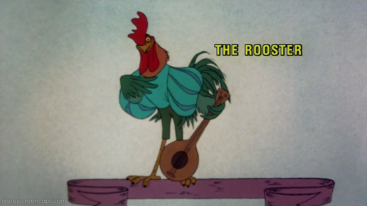 image the rooster jpg disney wiki fandom powered by wikia