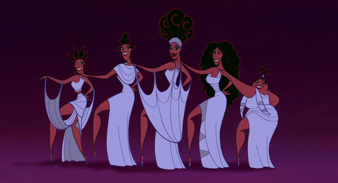 We Want That Hairstyle The Muses Png