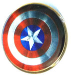 AMC Captain America the Winter Soldier shield