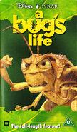 A Bugs Life (1999 UK VHS) (Hopper)
