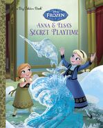 Anna & Elsa's Childhood Times 1