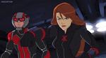 Ant-Man n Black Widow AUR 5