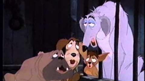 Bastidores de A Dama e o Vagabundo da Disney