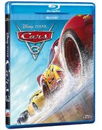Cars 3 Blu-Ray Mexico
