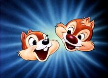 Chip and Dale title card