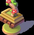 D-bonsai planter