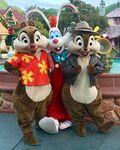 Dale, Roger, & Chip