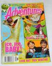 Disney Adventures Magazine Australia april 2001 ice age