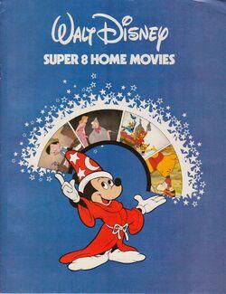 Disney super 8